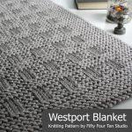 Quick Knitting Patterns Fifty Four Ten Studio Westport Blanket Quick Easy Knitting Pattern