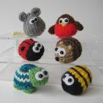 Quick Knitting Patterns Teeny Toy Animal Knitting Patterns On Luulla
