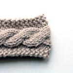 Ravelry Knitting Patterns Free Friendship Mother Daughter Headband Knitting Patterns