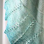 Ravelry Knitting Patterns Free Kgthreads Blog Spearmint Tea Shawl Free Pattern