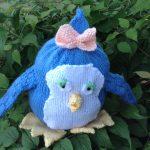 Ravelry Knitting Patterns Free New Free Ravelry Knitting Pattern Poppy Penguin Yarn Spy