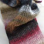 Ravelry Knitting Patterns Free Ribbie Taiyo Scarf Megan Delorme Free Knitted Pattern