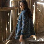 Ravelry Knitting Patterns Sweaters Arrowhead Cardigan Pattern Anna Cohen Lanas Pinterest