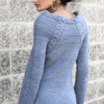 Ravelry Knitting Patterns Sweaters Knit Sweater Pattern Silken Scabbard
