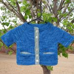 Ravelry Knitting Patterns Sweaters Top Down Stockinette
