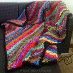 Scrapghan Crochet Free Pattern Scrap Crochet Corner To Corner Scrap Yarn Blanket Free Pattern Scrap