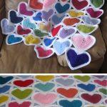 Scrapghan Crochet Free Pattern Scrap Crochet Hearts Blanket Free Pattern Crochet Blanket Tutorial