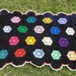 Scrapghan Crochet Free Pattern Scrap Designs Diligence Colors Of Sunshine Scrapghan