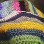 Scrapghan Crochet Free Pattern Scrap Scrapghan Sunday Shannica Designs