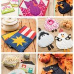 Sew Potholders Free Pattern 20 Gorgeous Seasonal Quilted Potholder Patterns To Sew Hot Pads