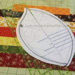 Sew Potholders Free Pattern Buttons And Butterflies Quilted Leaf Potholders Tutorial