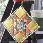 Sew Potholders Free Pattern Quilted Potholder Tutorial Craftsy
