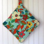 Sew Potholders Free Pattern Sewing With Kids Easy Potholder