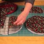 Sew Potholders Pot Holders Learn To Make A Pot Holder In 4 Easy Steps Youtube