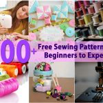 Sewing Patterns For Beginners 900 Free Sewing Patterns For Beginners To Experts Diy Crafts