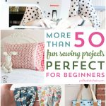 Sewing Patterns For Beginners More Than 50 Fun Beginner Sewing Projects The Polka Dot Chair