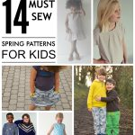 Sewing Patterns For Kids 14 Must Sew Spring Patterns For Kids The Sewing Rabbit