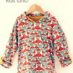 Sewing Patterns For Kids Kids Tunic Free Pattern To Download Diy Sewing For Little