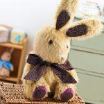 Sewing Plushies Free Pattern Plush Bunny Rabbit Toy Free Sewing Patterns Sew Magazine