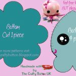 Sewing Plushies Free Pattern The Crafty Button Free Octopus Sewing Pattern