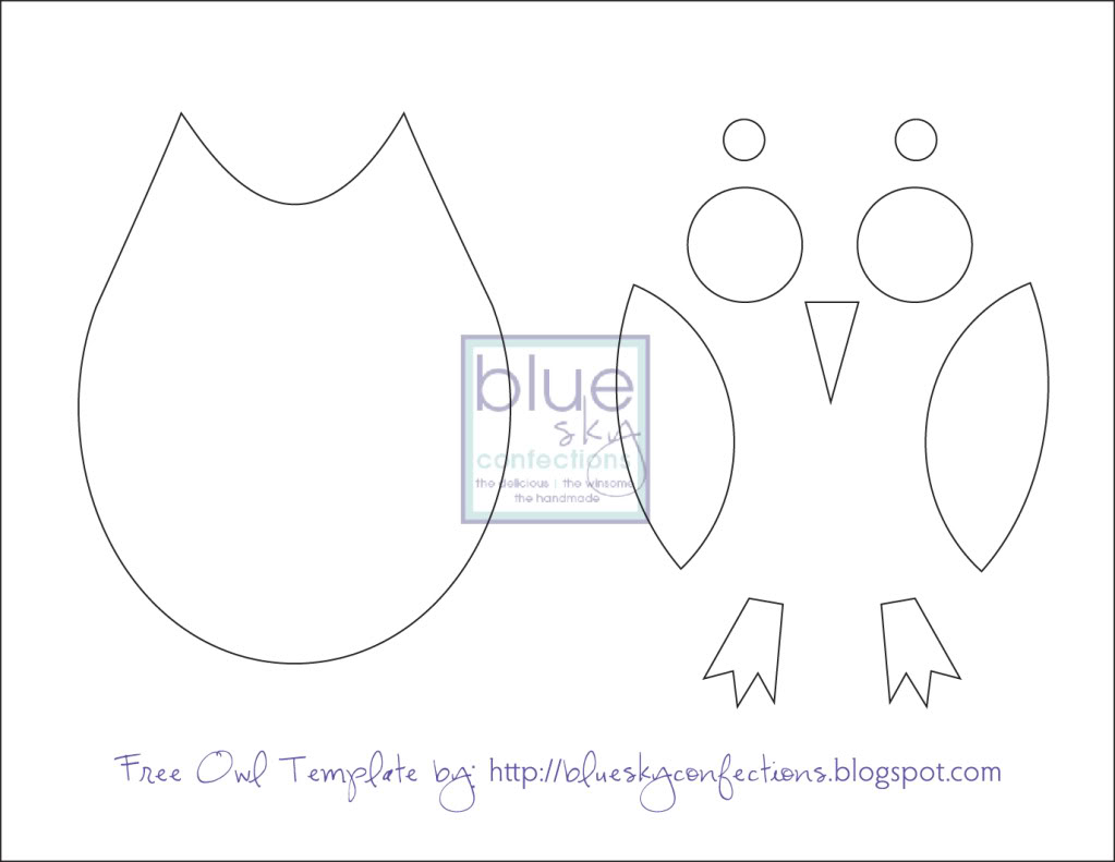 Sewing Printable Free Sign Free Printable Owl Patterns Download Them Or Print