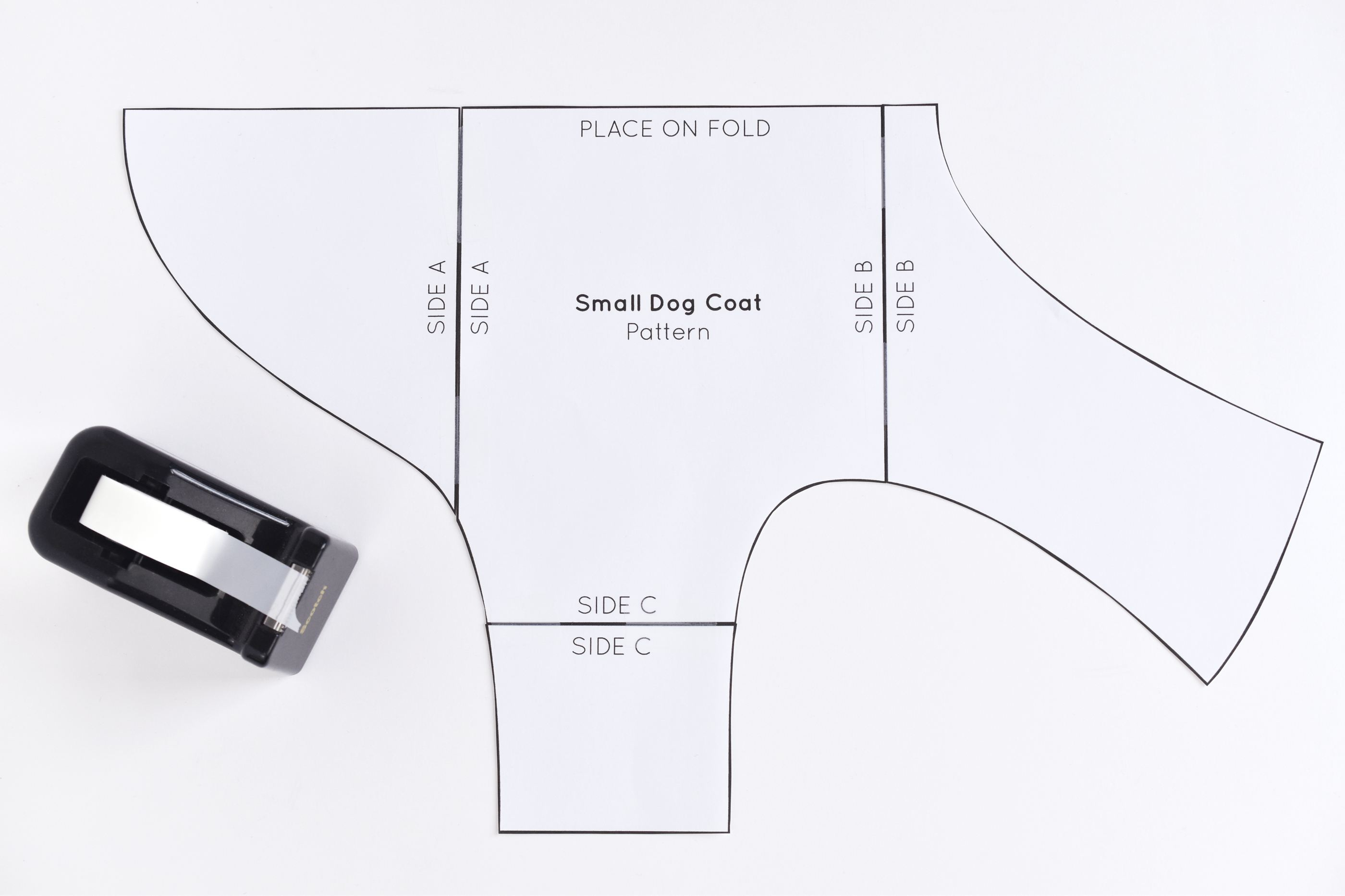 Sewing Printable Free Sign Free Sewing Pattern For A Warm Weatherproof Dog Coat