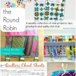 Sewing Printables Cheat Sheets The Round Robin Edition 15 Quilting Printables Cheat Sheets
