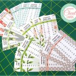 Sewing Printables Cheat Sheets Yardage Conversion Cheat Cards Sew4home