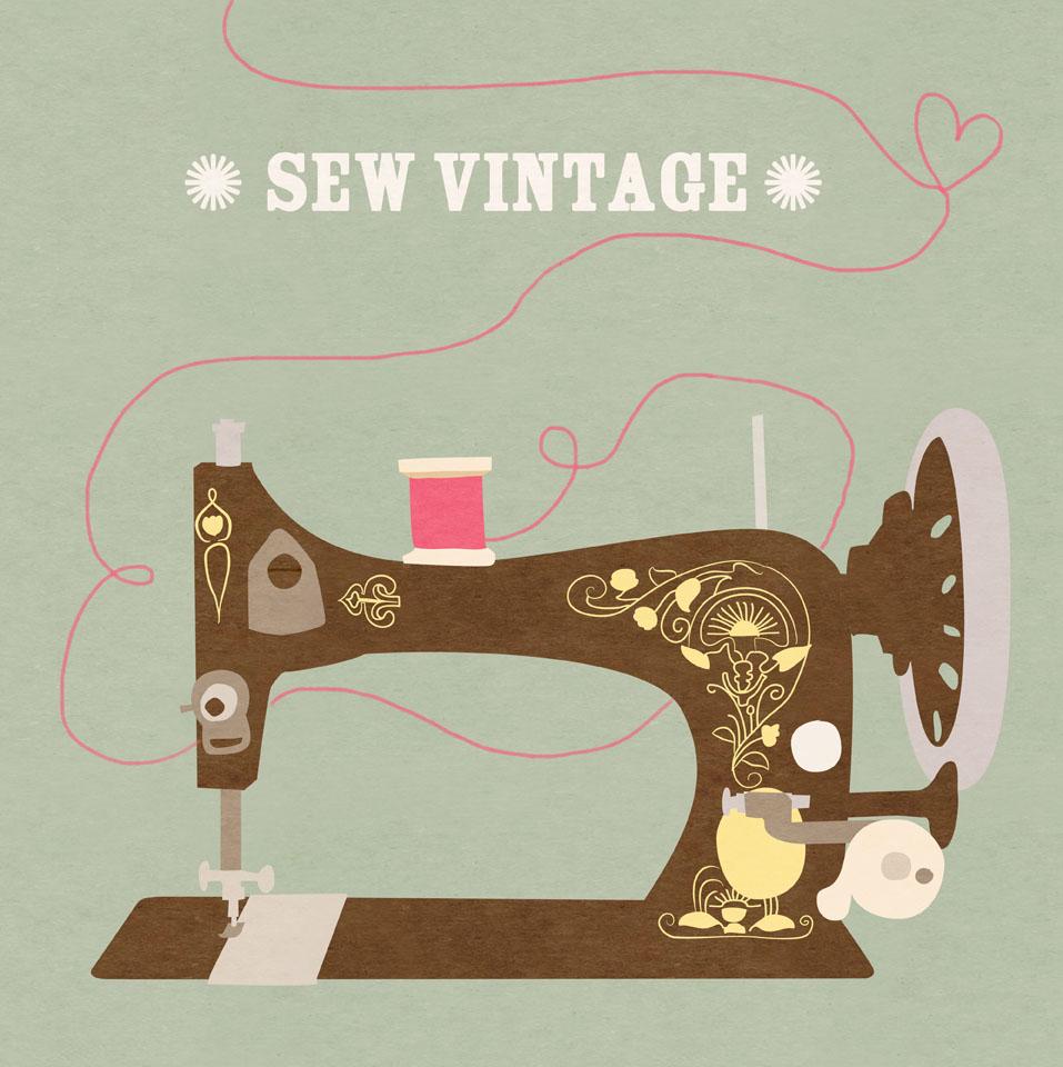 Sewing Printables Free Vintage Free Vintage Sewing Machine Printable Printable Decor