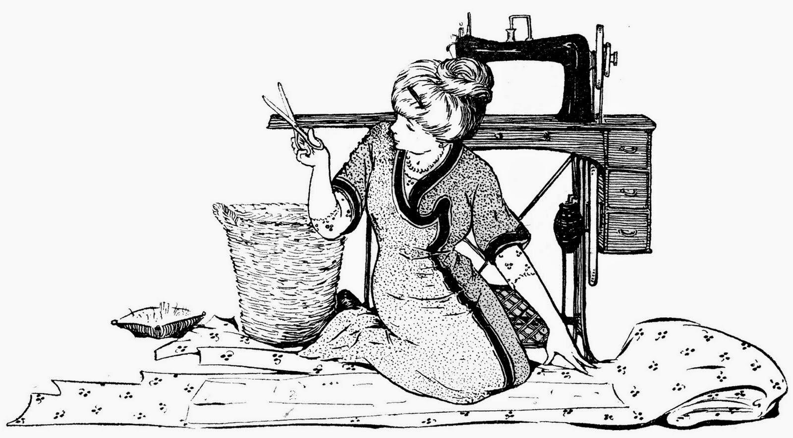 Sewing Printables Free Vintage Isis Wardrobe