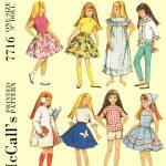 Sewing Printables Free Vintage Pdf Vintage Doll Sewing Pattern Buggsbooks