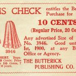 Sewing Printables Free Vintage Vintage Sewing Coupons Ephemera Old Design Shop Blog