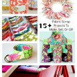 Sewing Scrap Projects How To Make Fabric Scrap Projects To Make Sell Or Gift Fat Quarter Projects