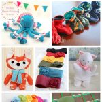 Sewing Scrap Projects Simple 20 Adorable Things To Make With Fleece Scraps Share Your Craft