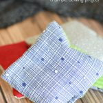 Sewing Scrap Projects Simple Diy Rice Hand Warmers A Simple Sewing Project