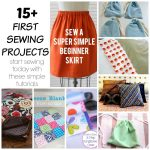 Sewing Scrap Projects Simple First Sewing Projects Get Started Sewing With Easy Projects Life