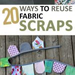 Sewing Scrap Projects Simple How To Reuse Fabric Scraps Things To Do With Fabric Scraps Fabric