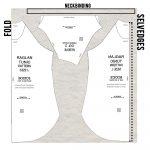 Sewing Tshirt Pattern Long Raglan T Shirt Sewing Pattern Its Always Autumn