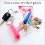 Sewing Vinyl Bags Zipper Pouch 52 Zippers 11 Clear Vinyl Mini Pouches Needlepoint Pinterest