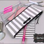 Sewing Vinyl Bags Zipper Pouch See Through Box Bottom Zipper Pouch Sew4home