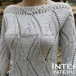 Sweater Knitting Patterns Knit A Sweater Womens Long Sleeve Sweater Knitting Pattern Youtube