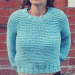 Sweater Knitting Patterns Patterns To Make Knitting Garter Stitch Not Boring