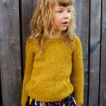 Sweater Knitting Patterns Quokka Sweater Knitting Pattern For Kids Compagnie M