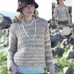 Sweater Knitting Patterns Sirdar Faroe Super Chunky 9655 Sweater Knitting Pattern