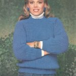 Sweater Knitting Patterns Vintage Shakers Sweater Knitting Pattern For Men And Women Etsy