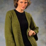 Sweater Knitting Patterns Womans Kimono Sweater Knitting Pattern Halcyon Yarn