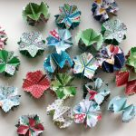 Toilet Paper Origami Easy Christmas Ornaments Christmas Ornaments With Paper Notable Nest