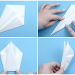 Toilet Paper Origami Easy How To Make An Origami Napkin Swan