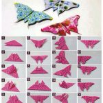 Toilet Paper Origami Easy How To Origami Butterfly Instructions Luxury Toilet Paper Origami