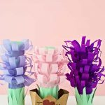 Toilet Paper Origami Easy Paper Tissue Hyacinth Flower Pots Hello Wonderful